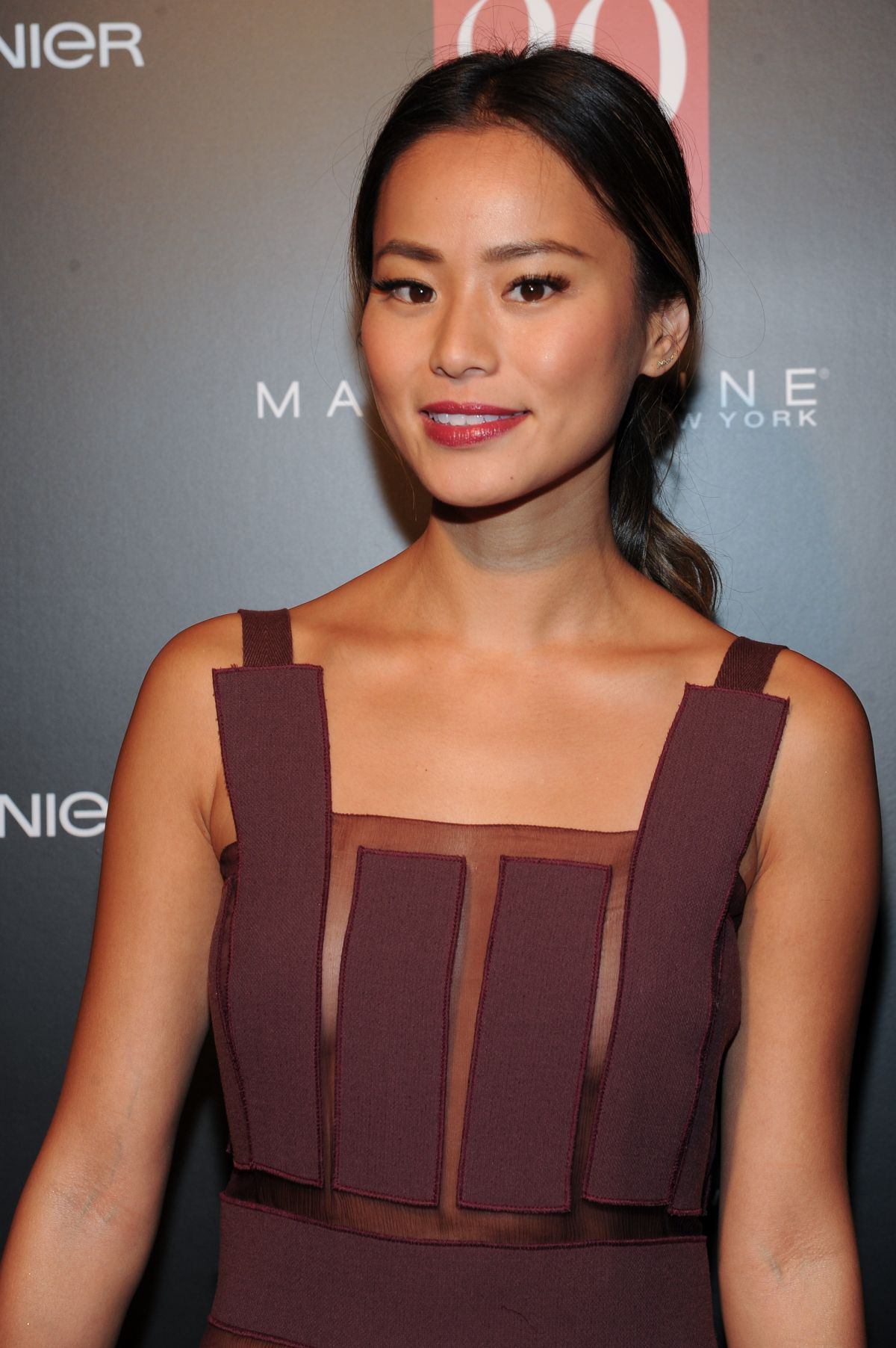 JAMIE CHUNG at Instyle 20th Anniversary Party in New York