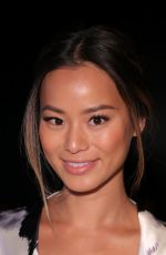 JAMIE CHUNG at Lela Rose Fashion Show in New York