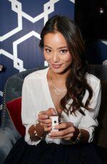 JAMIE CHUNG at Samsung Galaxy Lounge in New York