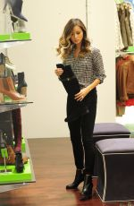 JAMIE CHUNG Checks Out New Denim Collection in New York