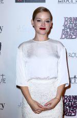 JANE LEVY at Bang Bang Baby Premiere in Toronto
