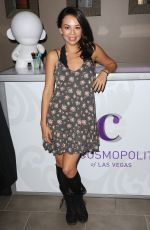 JANEL PARISH at Splash, An Exclusive Media Event by Live Love Spa