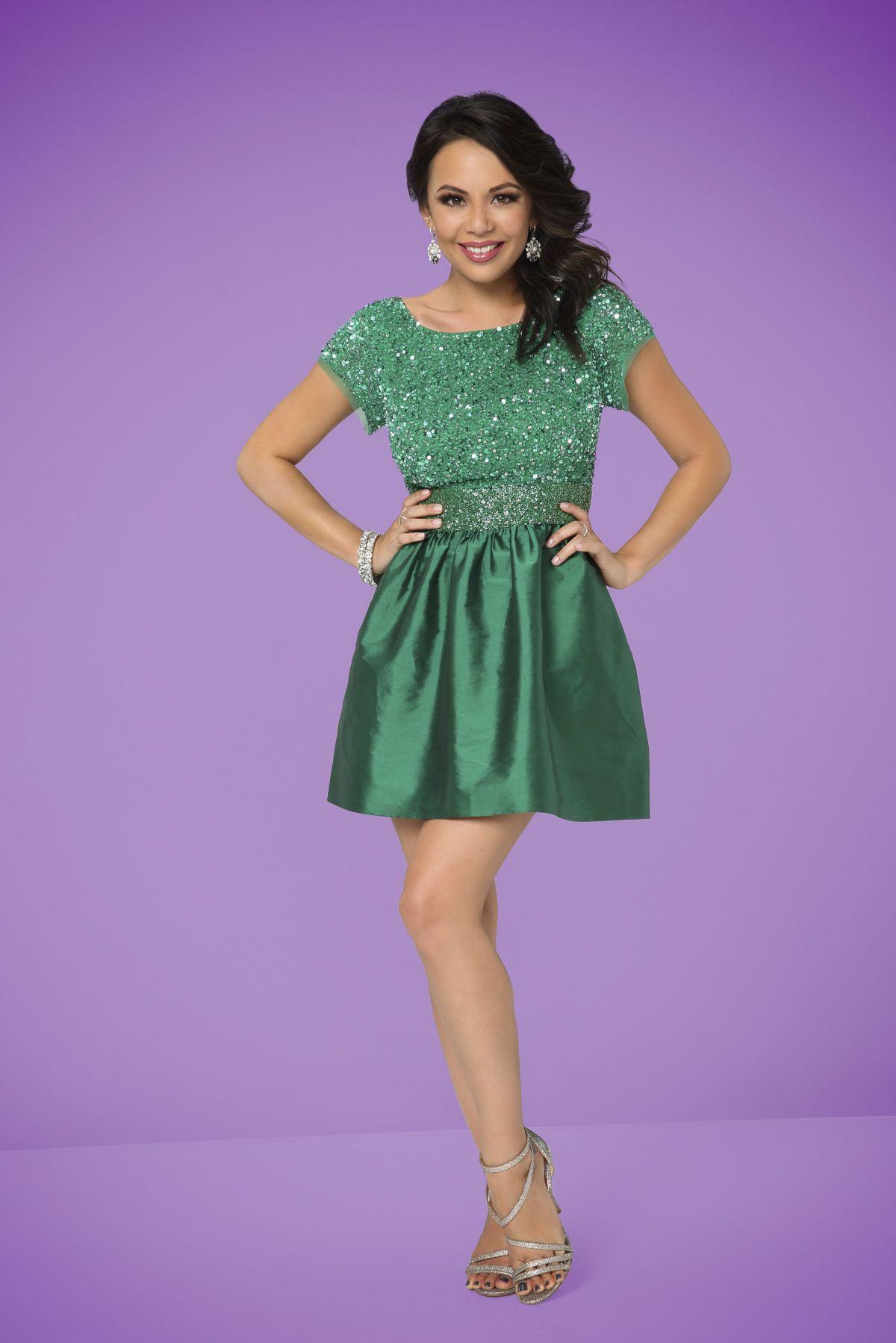 JANEL PARISH - Dancing With the Stars, Season 19 Promos