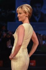 JANUARY JONES at Good Kill Premiere at Venice Film Festival