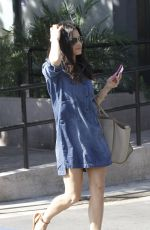JENNA DEWAN Out and About in Los Angeles 1809