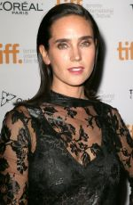 JENNIFER CONNELLY at Shelter Premiere in Toronto
