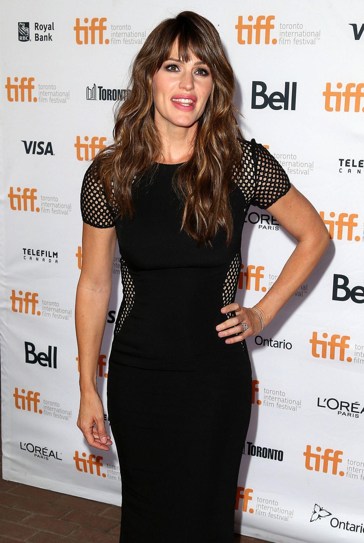 JENNIFER GARNER at Men, Women & Children Premiere in Toronto