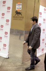 JENNIFER LAWRENCE Arrives at 2014 Iheartradio Music Festival in Las Vegas