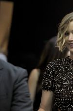 JENNIFER LAWRENCE Arrives at 2014 Iheartradio Music Festival in Las Vegas