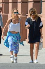 JENNIFER LOPEZ Out and About in New York 0509