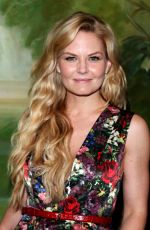 JENNIFER MORRISON at Alice+Olivia by Stacey Bendet Fashion Show in New York