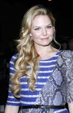 JENNIFER MORRISON at Tracy Reese Fashion Show in New York