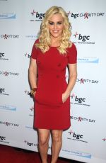 JENNY MCCARTHY at Charity Day Hosted by Cantor Fitzgerald and BGC in New York