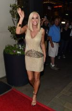 JENNY MCCARTHY Promotes Her Dirty S.xxy Funny Comedy Show in Las Vegas