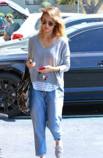 JESSICA ALBA Out and About in Los Angeles 0109