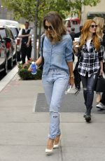 JESSICA ALBA Out and About in Los Angeles 0909