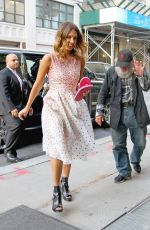 JESSICA ALBA Out and About in New York 1409