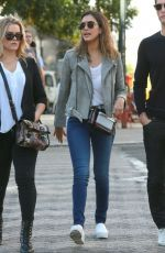 JESSICA ALBA Out in New York 2909