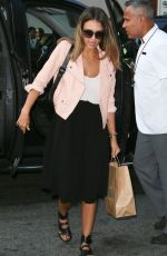 JESSICA ALBA Out Shopping in New York 1009