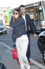 JESSICA BIEL at Los Angeles International Airport 2509