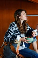 JESSICA BIEL in Yahoo Style, September 2014 Issue