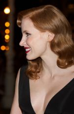JESSICA CHASTAIN at The Dissaperance of Eleanor Rigby Premiere in San Sebastian