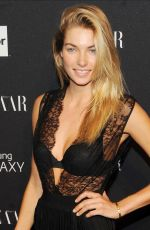 JESSICA HART at Harper's Bazaar Celebrates Icons by Carine Roitfeld in New York