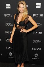 JESSICA HART at Harper's Bazaar Celebrates Icons by Carine Roitfeld in New York