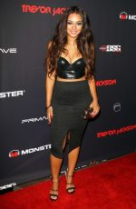 JESSICA JARRELL Trevor Jackson's Monster 18th Birthday Party in Los Angeles