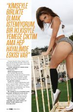 JESSICA KILLINGS in FHM Magazine, Turkey September 2014 Issue