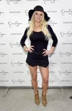 JESSICA SIMPSON at Jessica Simpson Collection Fashion Show in Los Angeles