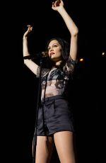 JESSIE J Performs at Fusion Festival 2014 in Birmingham