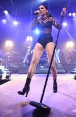 JESSIE J Performs at Itunes Music Festival in London