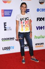JORDANA BREWSTER at Stand Up 2 Cancer Live Benefit in Hollywood