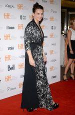 JULIETTE BINOCHE at Clouds of Sils Maria Premiere in Toronto