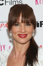 JULIETTE LEWIS at Kelly and Cal Screening in New York