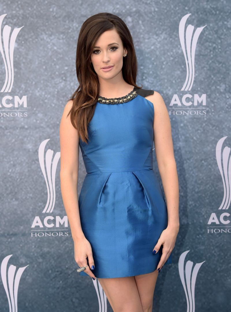 KACEY MUSGRAVES at 2014 ACM Honors in Nashville