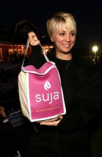 KALEY CUOCO at Rock4eb Charity Event in Malibu
