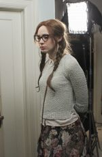KAREN GILLAN - Slfie Production Stills
