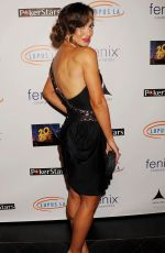 KARINA SMIRNOFF at Stars Get Lucky for Lupus Poker Tournament in Hollywood