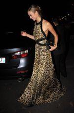 KARLIE KLOSS Night Oout in Paris