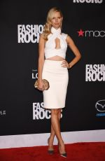KAROLINA KURKOVA at Fashion Rocks 2014 in New York