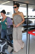 KATE BECKINSALE Arrives at LAX Airport in Los Angeles 2109