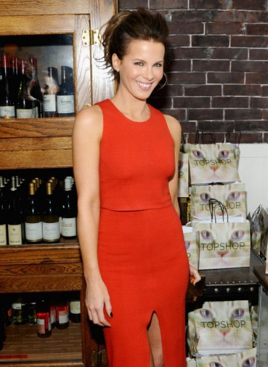 KATE BECKINSALE at Face of Angel Premiere Afterparty in Toronto
