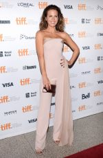 KATE BECKINSALE at Face of Angel Premiere in Toronto