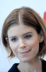 KATE MARA at H&M and Vogue Panel Discussion in New York