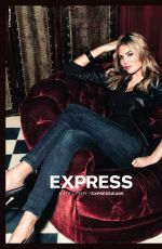 KATE UPTON - Express Collection Ads