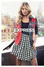 KATE UPTON - Express Collection Fall 2014 Ads