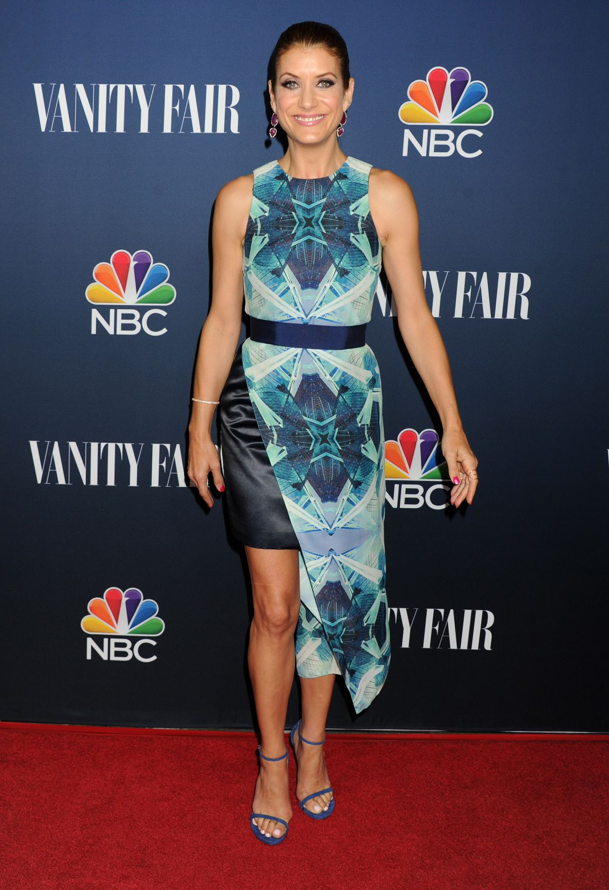 KATE WALSH at NBC and Vanity Fair 2014/2015 TV Season Party in West ...