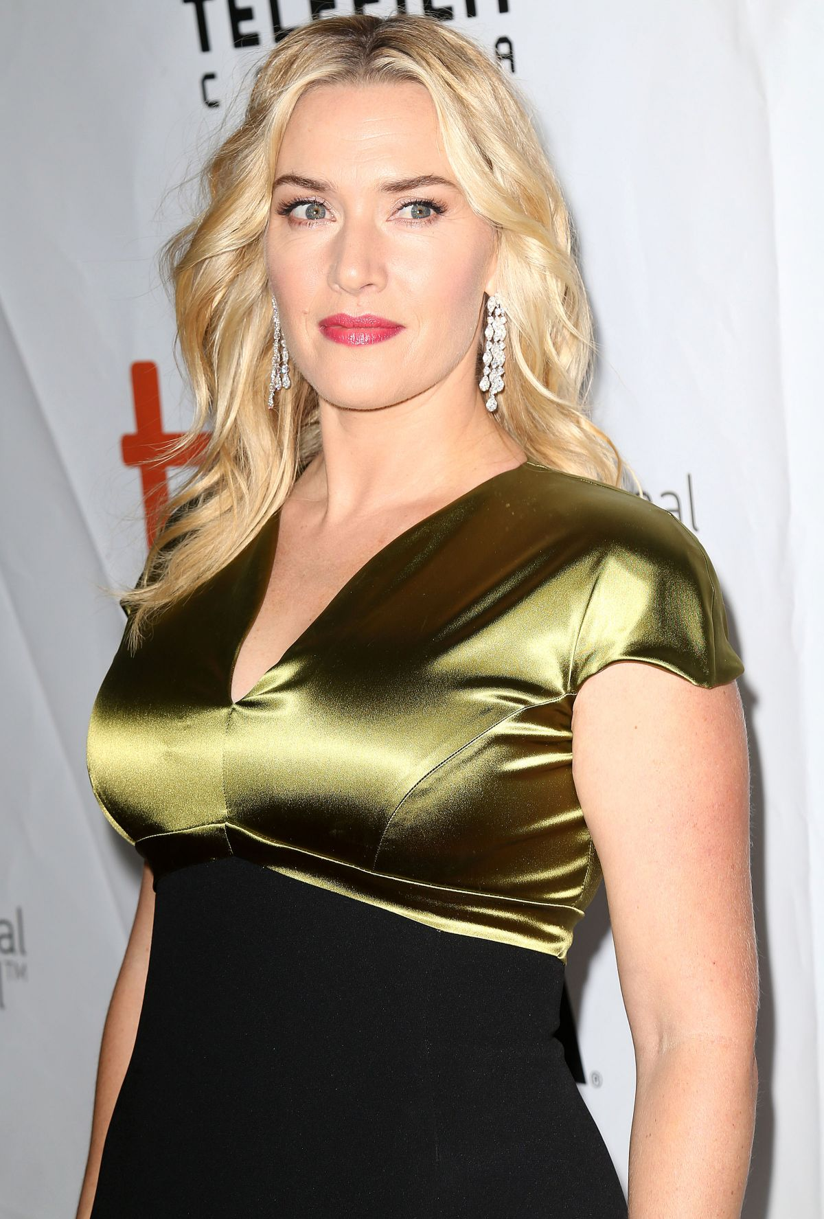 KATE WINSLET at A Little Chaos Premiere in Toronto - HawtCelebs ...